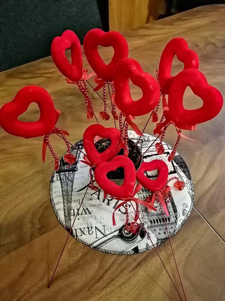День святого Валентина в клубе МО ЛО ВОГ Сертолово