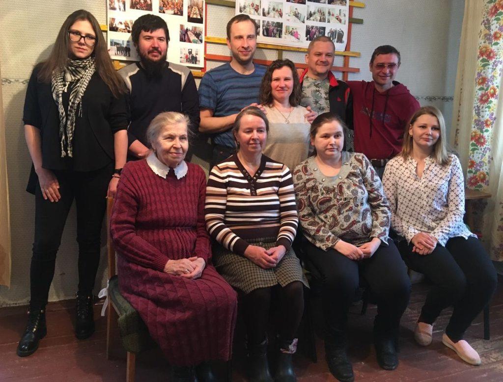 Общество глухих города Луги