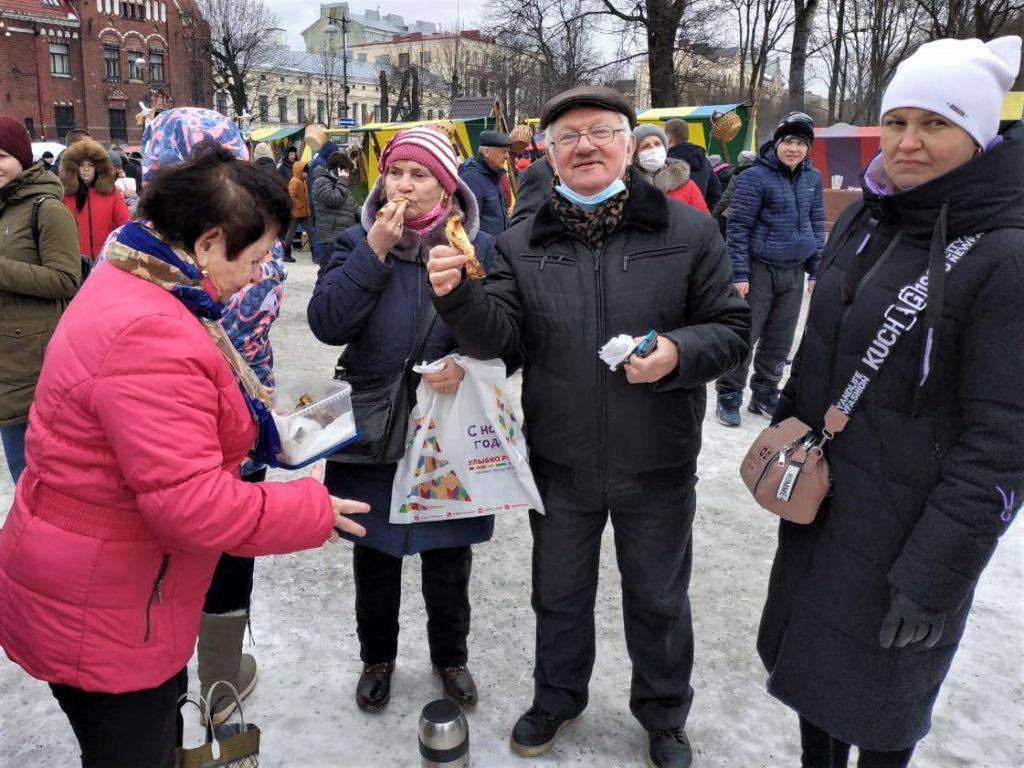 СПб РО ОООИ ВОГ на мероприятии в городе Выборг