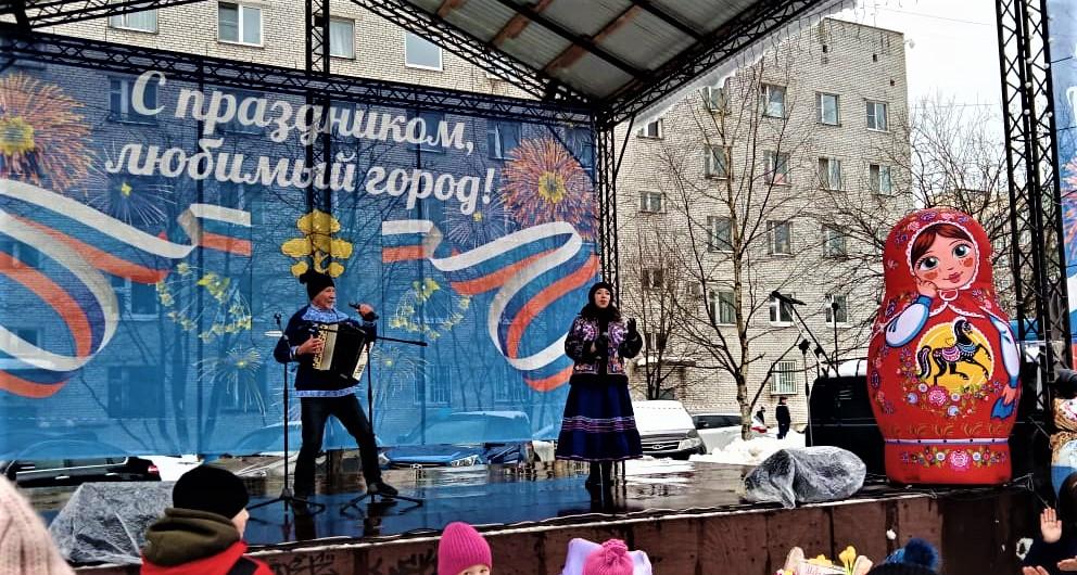 Сертолово - СПб РО ОООИ ВОГ